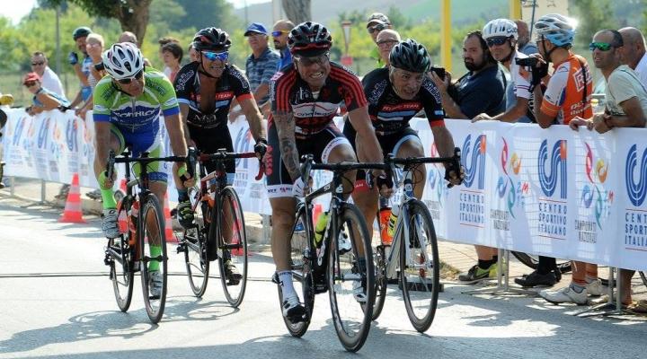Nel ciclismo nazionale l'abruzzese Di Cintio terzo assoluto
