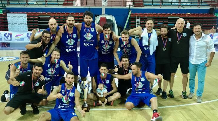 Finali nazionali CSI: lo scudetto del basket va a Roseto!