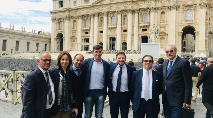 """Papa Francesco incoraggia il CSI: """"per un agonismo che non faccia perdere il sorriso!"""""""