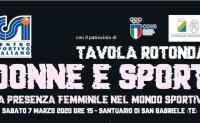Donne e sport: se ne parla il 7 marzo a San Gabriele