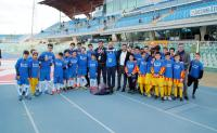 La Junior Tim Cup è scesa in campo a Pescara