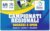 A L'Aquila squadre da tutto l'Abruzzo per le finali regionali