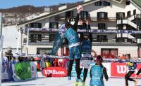 Lo snow volley torna a divertire Roccaraso