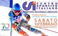 A Ovindoli il I Campionato Regionale di SCI