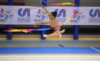 Nazionali Ritmica, Brillano le ginnaste Abruzzesi