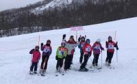 Ad Ovindoli fanno festa gli sciatori del CSI