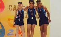 Ginnastica Artistica, 9 medaglie tricolori per l'Abruzzo