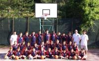 Giovani romani in Abruzzo al camp educativo