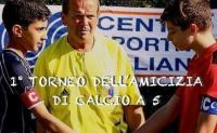 Amici dalla Campania per il I torneo dell'amicizia