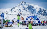 Con il CSI e SVI arriva in Abruzzo il volley sulla neve